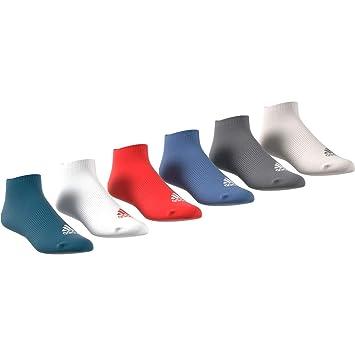 Adidas Cv8132 Calcetines, Unisex bebé, Azul (azcere/Blanco / roalre/azretr), 19/22: Amazon.es: Deportes y aire libre