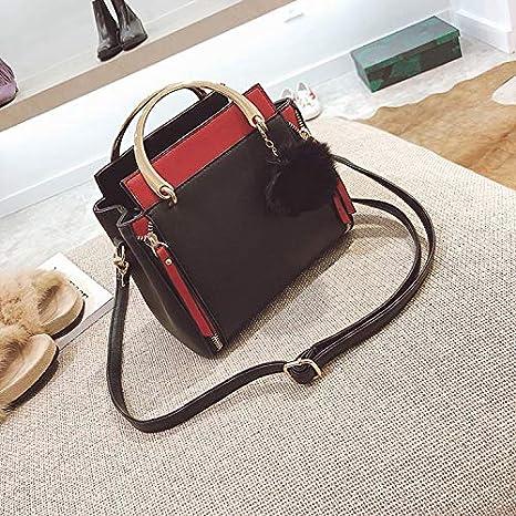 32a6a84cadbb Amazon.com: DingXiong 2018 Fashion Mini PU Leather Handbag One ...