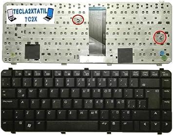 Teclado para PORTATIL HP Compaq 610 EN ESPAÑOL Latino Nuevo Negro