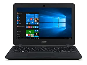 Acer TravelMate 11.6in Laptop Intel N3060 1.6GHz 4GB RAM 64GB SSD Windows 10 Pro RENEWED