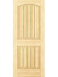 Slab doors amazon 2 panel door interior door slab solid pine arch top v planetlyrics Images