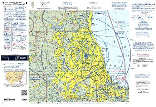 FAA Chart: VFR TAC CHICAGO TCHI (Current Edition) ()