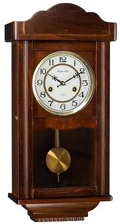 Tempus Fugit Regulator orologio da parete classico orologio a ...