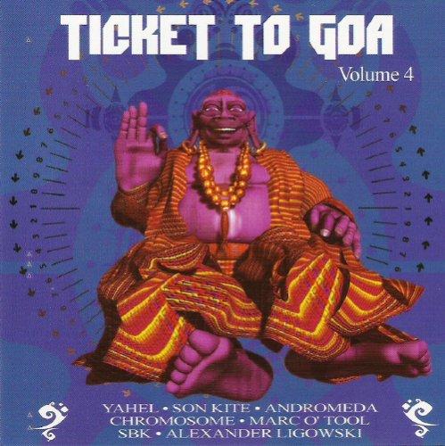 Ticket to Goa Volume 4