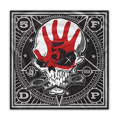 Electric Carving Knife Walmart: Five Finger Death Punch Obey Bandana