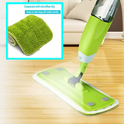 Amazon Microfiber Spray Mop360 Rotary Floor Cleaning Mop With
