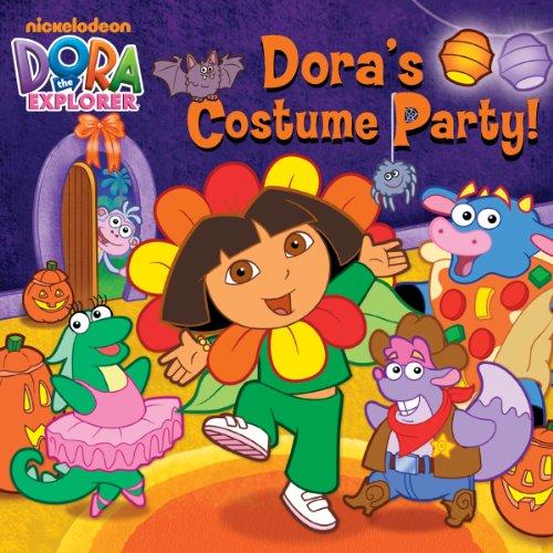 Dora's Costume Party (Dora the Explorer) ()