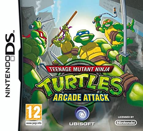 Teenage Mutant Ninja Turtles: Smash Up [Importación italiana ...