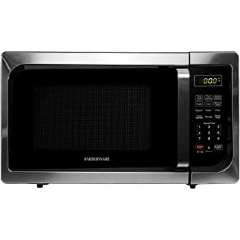 Amazon Com Hamilton Beach 0 9 Cu Ft 900w Microwave
