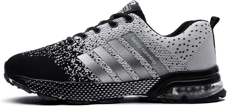 Damonday Zapatillas de Deporte Respirable para Correr Deportes Zapatos Running Hombre: Amazon.es: Zapatos y complementos