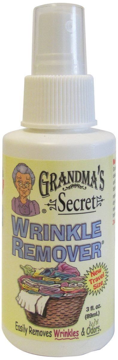 Grandma's Secret Travel Wrinkle Remover, 3-Ounce (3 PACK)