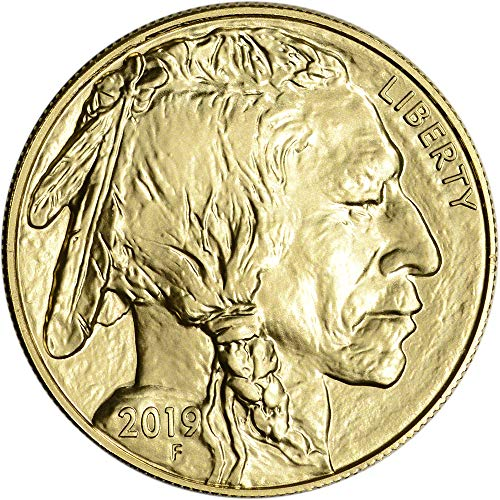 (2019 American Gold Buffalo (1 oz) $50 Brilliant Uncirculated US Mint)