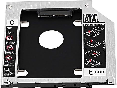 HONZIRY Unidad de Disco Duro SATA HDD SSD portátil Universal ...