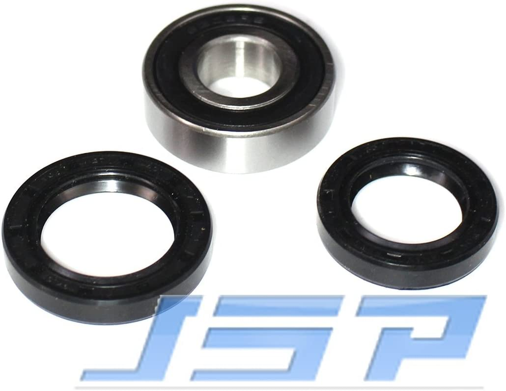 Lower Steering Stem Bearing Seal Kit Compatible with Honda 1988-1992 TRX300 TRX 300 Fourtrax