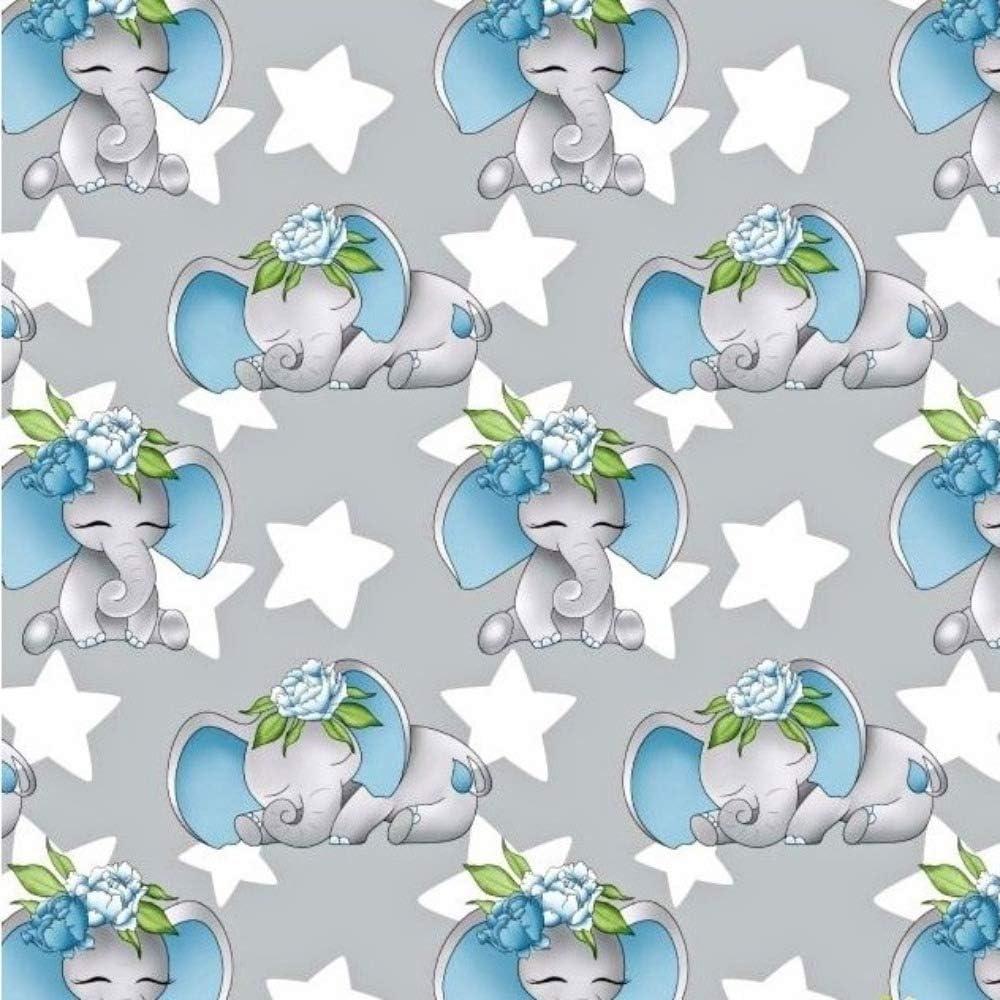 Pingianer - Tela de algodón para niños, 100% algodón, por metros ...