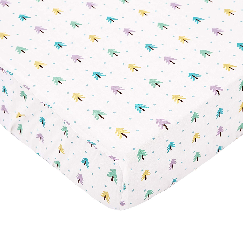 100/% Cotton-Dinosaur TEALP Baby Toddler Cot Bed Pillow Cases 40cm x 60cm