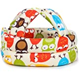 Beyonder Adjustable Infant Baby Toddler Protective Hat Helmet Safety Cap