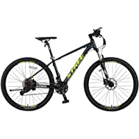 actoper - Bicicleta de montaña de 30 velocidades, Ruedas de 27,5 Pulgadas para Adultos, Marco de aleación de Aluminio…