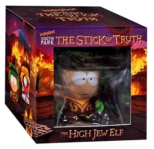 Kidrobot South Park Stick of Truth: Jew Elf Kyle Action Figure