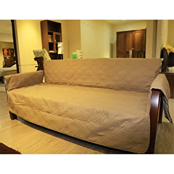 Quilted Waterproof Nonslip Dog Couch Cover Sofa Slipcover for Pet