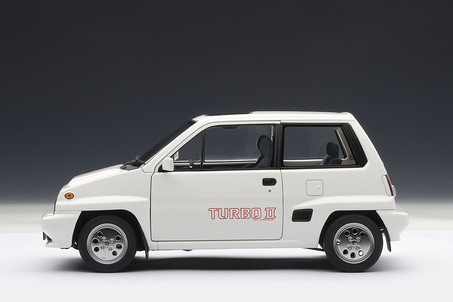 HONDA City Turbo 2 (White) [Toy] (japan import): Amazon.es: Juguetes y juegos