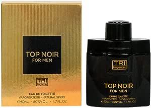 Top Noir By Rose Misk for Men - Eau de Toilette, 50ml