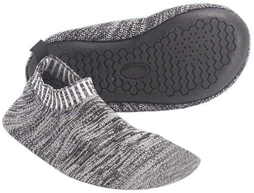 Dream Bridge Zapatillas de Estar por Casa para Niños Chicos Antideslizantes Calcetines Zapatos de Deporte con
