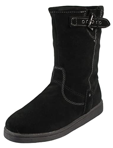 Gino Ventori 26420 27 Womens Boots Suede leather, black2