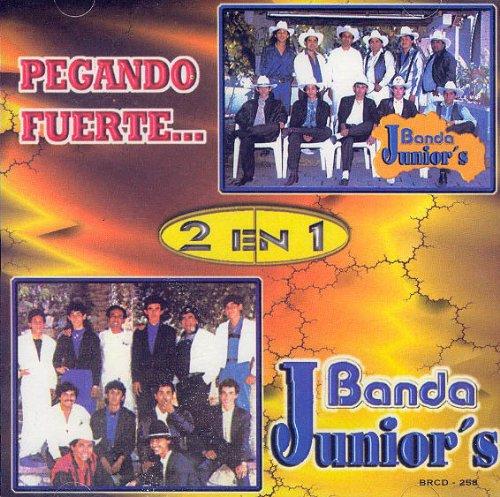 Banda Juniors trend rank Pegando Fuerte At the price