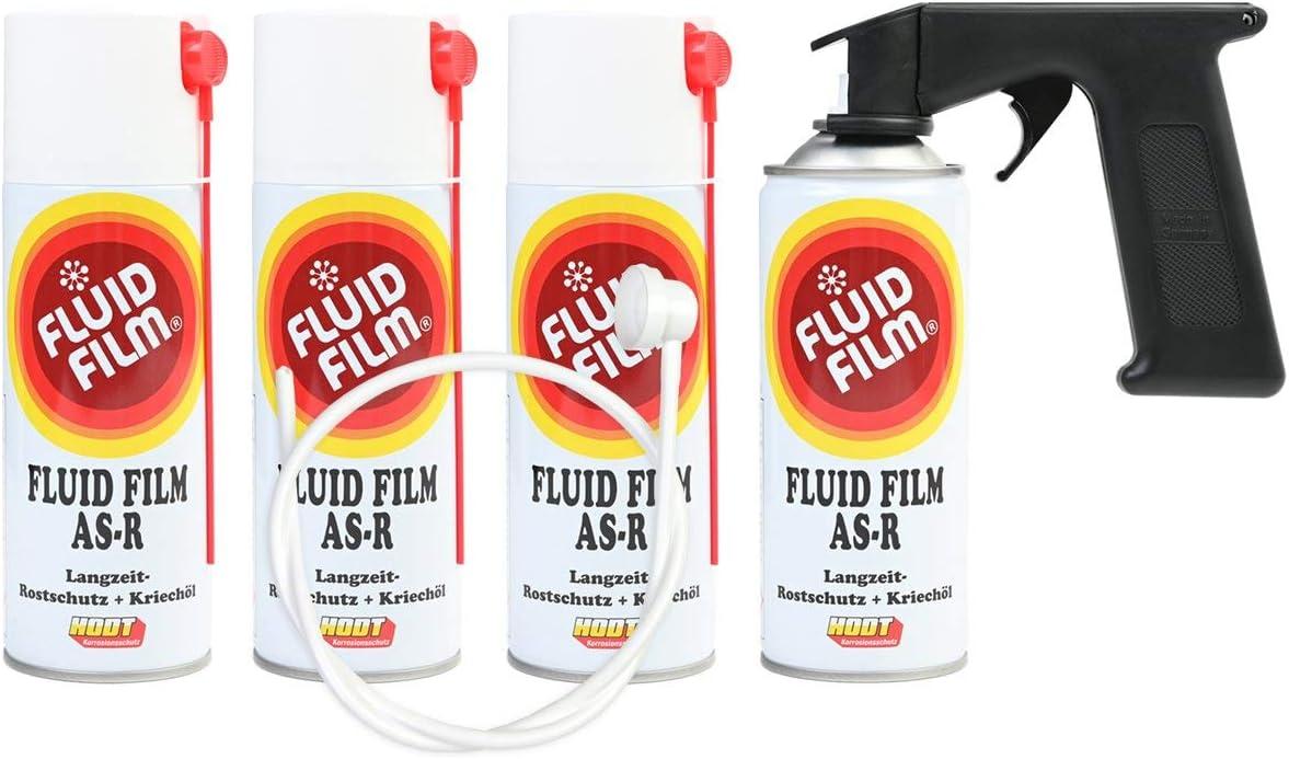Fluid Film As R 4x Sprühdose 400 Ml Plus Spraymaster Auto