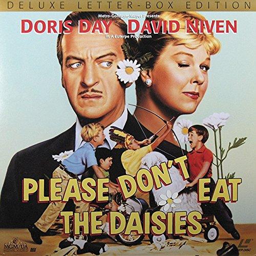 Amazon Com Please Don T Eat The Dasies Doris Day David Niven Movies Tv