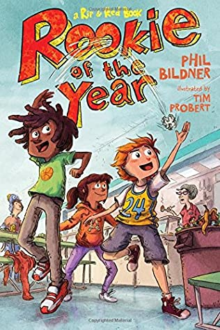 book cover of Rookie of the Year