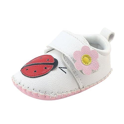 Logobeing Zapatos de Bebe Recién Nacidos Bebés Botines Dibujos ...