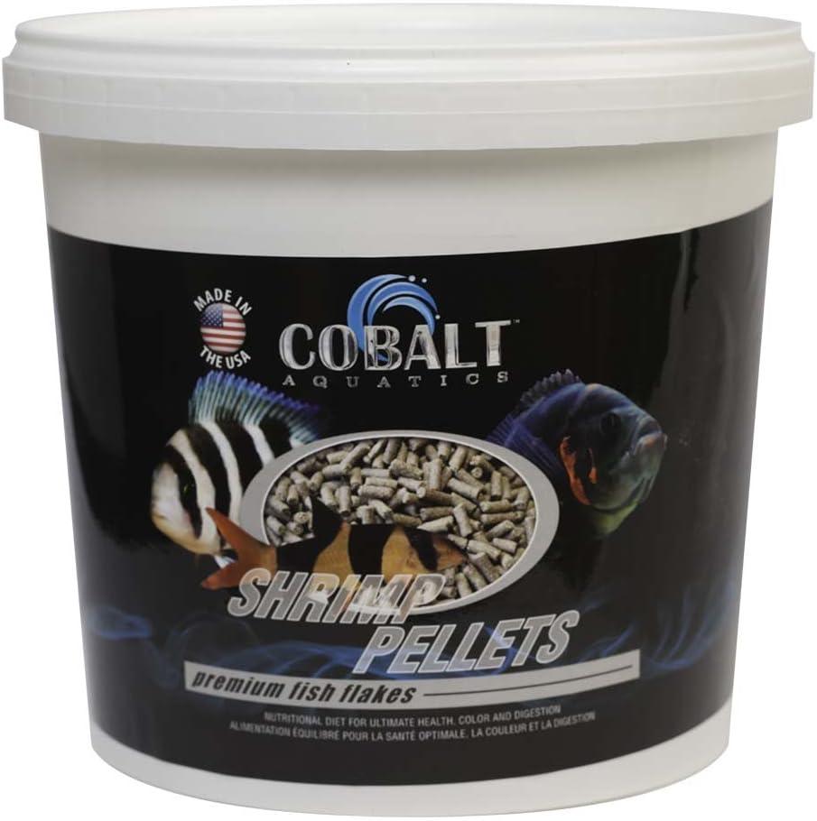 Cobalt Aquatics Shrimp Pellets 58 oz.