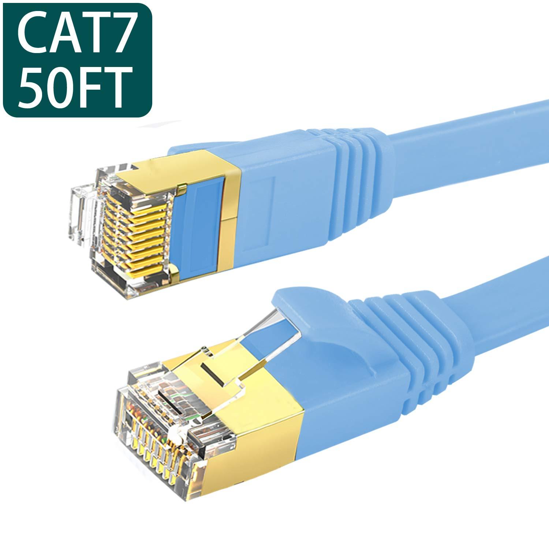 Ethernet Cables (rj-45/8p8c) Constructive 20ft Cat6 Stp Snagless Patch B