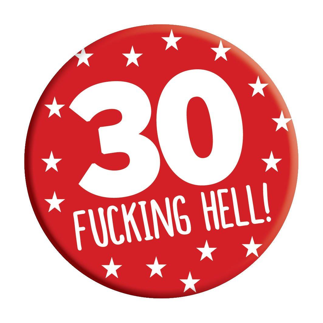 【オープニング 大放出セール】 LimaLima B07CG4WF5F 30歳の誕生日バッジ30本日76mmピンボタンノベルティギフト男性女性彼を彼女に LimaLima B07CG4WF5F, パワーストーン 天然石 パスクル:527a8bb3 --- mcrisartesanato.com.br