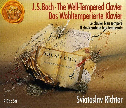 (Bach: Well-Tempered Clavier )