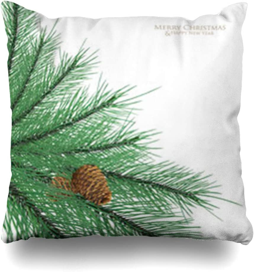 NOWCustom Throw Pillow Cover Forest