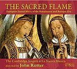 John Rutter: The Sacred Flame; Europea