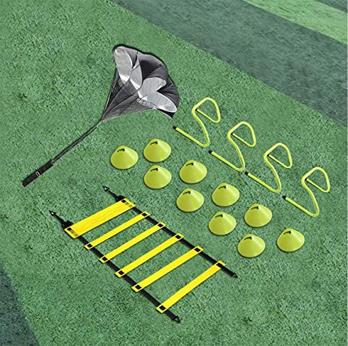 EAZY2HD Training Adjustable Parachute Equipment product image