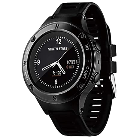 QYQ Deportes al Aire Libre Reloj Inteligente Reloj de Buceo de Alta presión Pulsera Inteligente multifunción