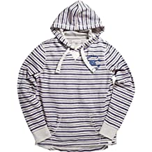 Blue 84 NCAA Women's French Terry Pullover Hoodie