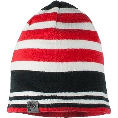 fccbef229e3 Amazon.com  Obermeyer Traverse Knit Hat Boys  Clothing