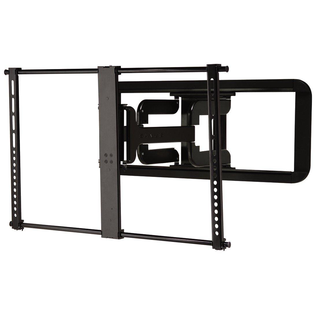 Milestone AV Technol 壁掛け金具 2段Wアーム超薄型フルモーション 対応TVサイズ 37~70V型 ブラック VLF320-B1   B0070B1NVC