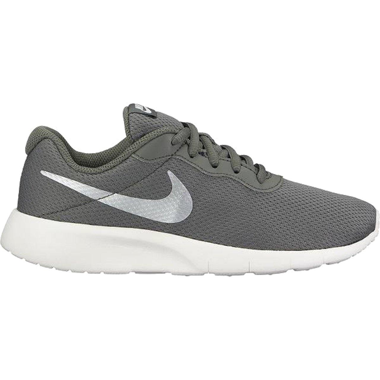 zum halben Preis bester Verkauf neuer Stil & Luxus Nike Children's Tanjun (GS) Grey Mesh Trainers, 818381 013 ...