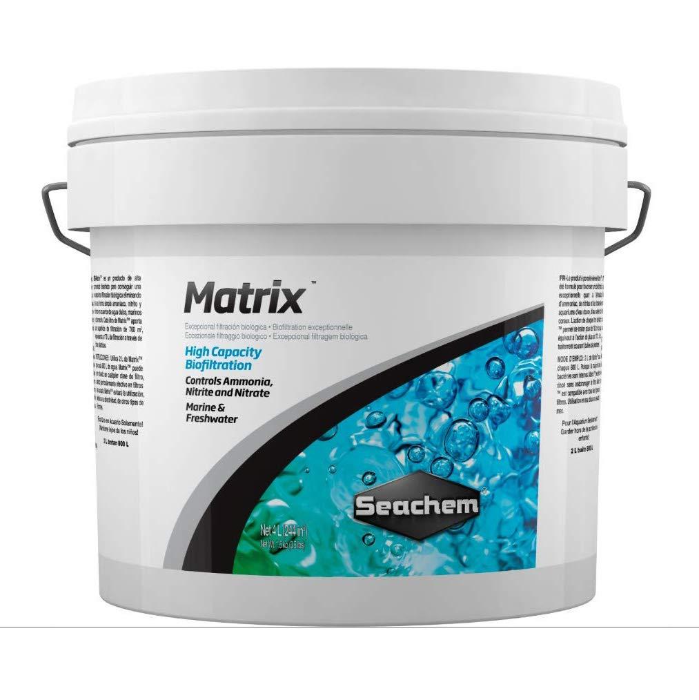 Seachem Matrix, 4 L / 1 gal.