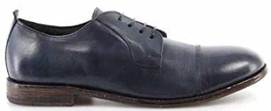 Leder Avio Herren Schuhe Blau Made Moma Klassische Ribot 5d 22805 8kn0POw