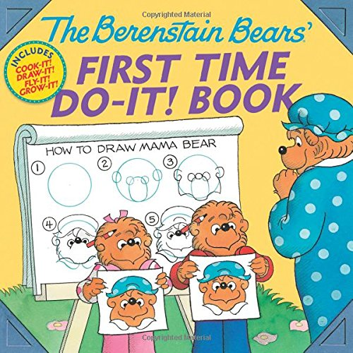 The Berenstain Bears' First Time Do-It! Book (Berenstain Bears First Time Books) ebook