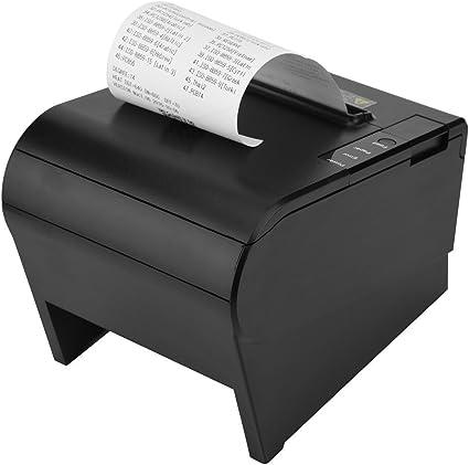 Impresora De Etiquetas Profesional, Usb Ethernet Impresora Térmica ...