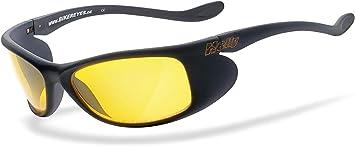 Helly No 1 Bikereyes Bikerbrille Motorradbrille Motorrad Nachtbrille Highlight Beschlagfrei Winddicht Bruchsicher Top Tragegefühl Bei Langen Ausfahrten Brille Top Speed 4 Auto